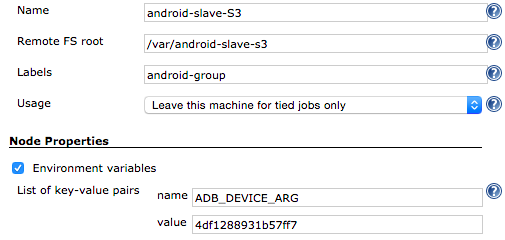Concurrent Android UI automation with Jenkins | Ha Duy